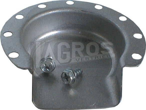 Auspuffumleitung für Briggs&Stratton Motor 170000, 190000
