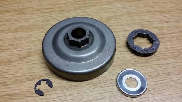 Ringkettenrad ohne Lager ohne Ölpumpenantrieb für Stihl Motorsäge 024, 026, MS240, MS260