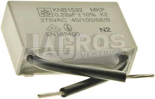 Kondensator für Dolmar Elektrosäge ES3, 30, 35, 140, 160, 1600