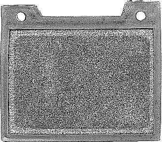 Luftfilter für Pioneer Motorsäge P 20, P 21, C 55