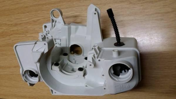 Zündkerze Zylinder Set passend für Stihl 039 MS390 MS 390 49 mm Dichtsatz