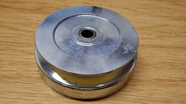 Riemenscheibe (ersetzt Kettenrad) für Entrindungsgerät für Dolmar Motorsäge PS34