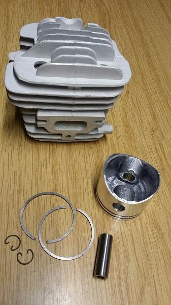 Zylinder mit Kolben Oleo Mac 952 Efco 152 45 mm 50082012 Motorsäge Kettensäge