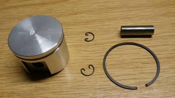 Kolben passend zu Motorsäge Dolmar PS 400 PS 401 mit 40mm