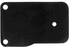 Vergaser-Membrane für Briggs&Stratton Motore 253700, 255400, 400400, 400408, 422700, 401400 bis 422999