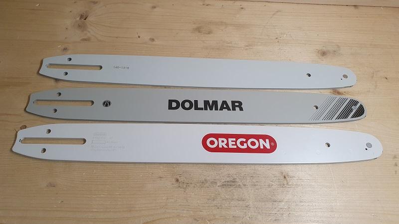 4 Sägeketten PS39 40cm// 1,3// 56TG 1 Führungsschiene Schwert Dolmar PS340-401
