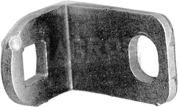 Winkel für Messerhalter 25 mm breit