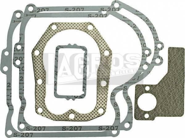 Dichtungssatz 5 Teile für Briggs&Stratton Motor 10 + 11 PS vertikal 220700, 251700, 252700, 253700, 254700, 255700, 256700, 257700