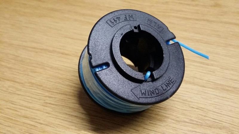 300 205 Deckel Wolf Trimmerspule Trimmer 7110300 Neu für RQ 202 Rotomat uvm